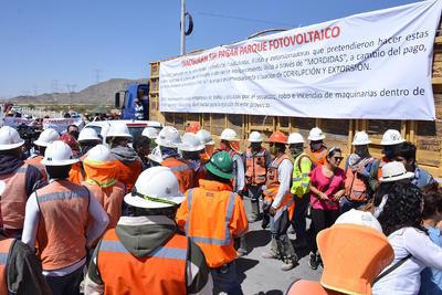La inauguración del Parque Solar Villanueva de Viesca se canceló debido a una manifestación de trabajadores y ejidatarios, informó el Gobierno del Estado.
