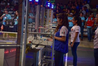 Más de 2 mil jóvenes de 16 entidades de la República Mexicana llegaron a La Laguna para participar en la competencia.