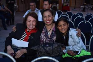 23032018 Oralia, Teresa y Ana Paola.