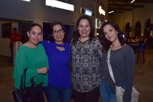 23032018 Rosa María, Angélica y Dora.