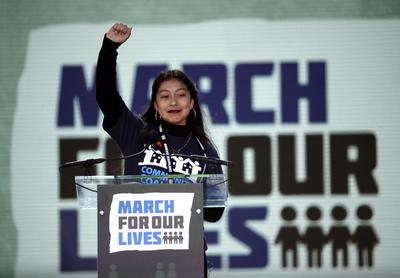 Activistas lanzaron llamados a la comunidad estadounidense.