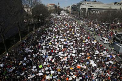 Un movimiento histórico en el país norteamericano.