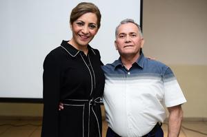 27032018 Renata Chapa y José Próspero Hernández.