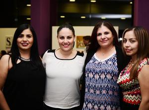 28032018 Marisela, Claudia, Claudia y Cristina.
