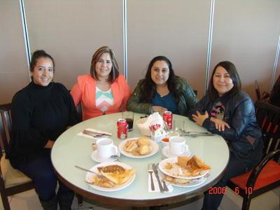 29032018 Frida, Mayte, Enna e Izzy.
