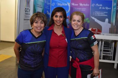 29032018 Meche, Paty y Gabriela.