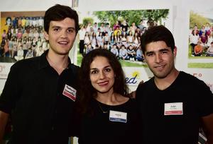 29032018 Federico, Carol e Iván.