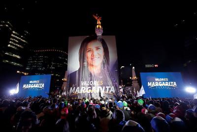 Margarita Zavala asegura que ella sí va a enfrentar, con toda la fuerza e inteligencia del Estado al crimen organizado en un spot como parte de su campaña.