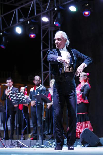La banda de guerra del Colegio Militarizado de Durango y la banda de música de Nicho Gallardo, así como parte del Ballet Folclórico Huichol de Armando Vázquez, se sumaron a esta conmemoración.