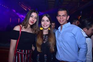 30032018 Giselle, Valeria y Andrés.