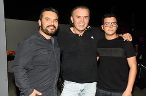 30032018 Alejandro, Juan José y Alejandro.