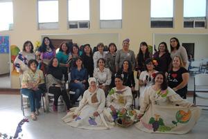 31032018 UN DíA INOLVIDABLE.  Homenaje a la Maestra Rosa María Bracho organizado por sus exalumnas de la Academia de Danza Jardín, generaciones 1960-2018.