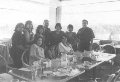 01042018 Dr. Michel, Estrella, Ana, Josefina, Enriqueta, Lucy, Silvia y Elsa.