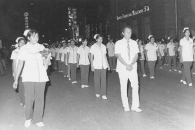 01042018 Cruz Roja, Comité de Damas Enfermeras y Socorristas, en diciembre de 1972