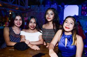 01042018 Camila, Martha, Zaida y Gaby.