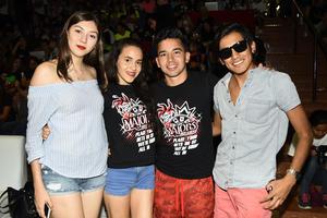 01042018 Fernanda, Alejandra, David y Rodrigo.