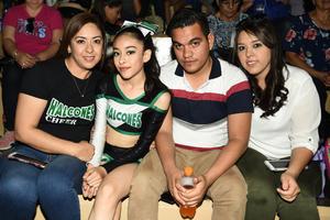 01042018 Edith, Ashley, Daniel y Evelyn.