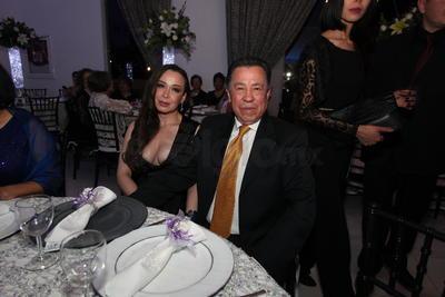 Flor Ramos y el Ing. Benjamín Rodríguez Álvarez celebran boda