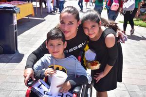 03042018 Adriana, Ángel Tadeo y Alexa.