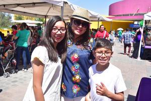 03042018 Norma, Mariana y Emiliano.