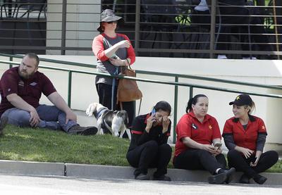 A través de su cuenta de Twitter, la policía de San Bruno, California informó sobre el acontecimiento sin dar mayores detalles.