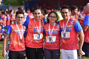 04042018 Santiago, Olivia, Pamela y Juan.