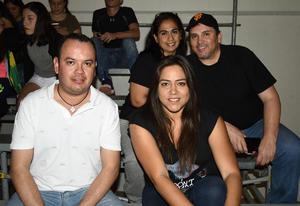 04042018 Pedro, Rosario, Carlos y Verónica.