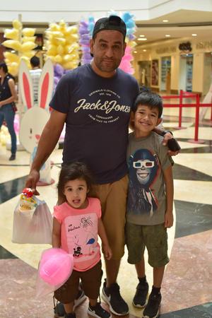 04042018 Marco, Santiago y Danna