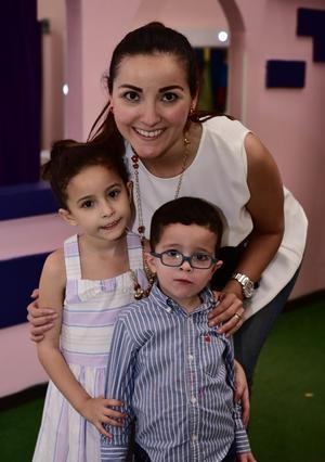Karla Lia y Arturo