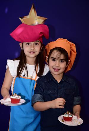 Ximena y Ricky