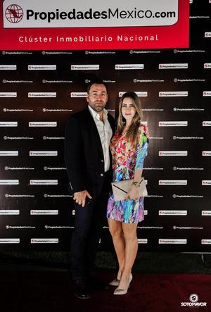 Horacio Gonzalez y Ana Maynez