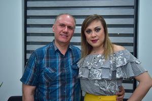 Guillermo y Monica