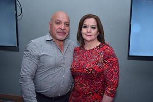 Javier y Sonia