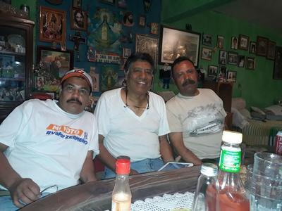 05042018 Antonio, Jesús y Enrique