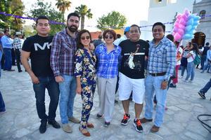 05042018 Juan, Guadalupe, Alejandra, Ricardo y Mauro.