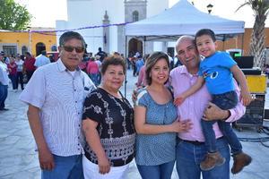 05042018 Alan, Carlos Miguel, Astrid, Coco, Aldo y Graciano.