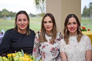 06042018 Chelito, Priscila y Martha.