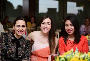 06042018 Nydia, Denisse y Adriana
