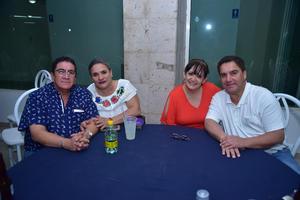 07042018 Elizabeth, Claudia, Olga y Rosy.