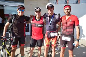 07042018 Agustín, Luis, Jesús y Alberto.