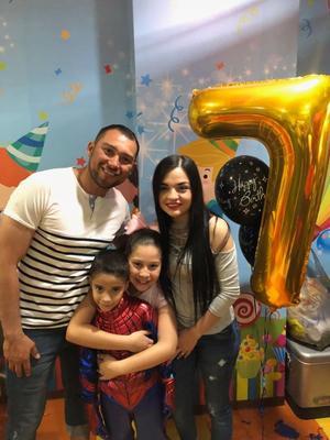 07042018 Rosy, Claudia y Guillermo.