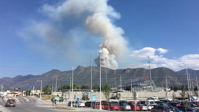 Cinco personas, entre ellos tres menores de edad fueron asegurados, luego de que fueran señalados como probables responsables de haber provocado el incendio que se generó en la Sierra de Zapalinamé en Saltillo.
