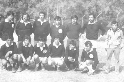 08042018 Árbitros de Gómez Palacio festejando su día en 1972.
