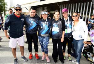 09042018 Alberto, Juan Pablo, Michel, Sonia, Gaby y Edith.