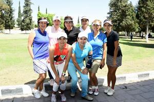 08042018 Claudia, Vero, Rosy, Olga, Susy, Vero, Luisa y Margarita.