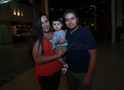 Familia Torres Nevárez.