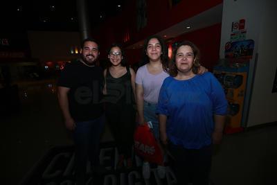 Familia Espinoza Flores.