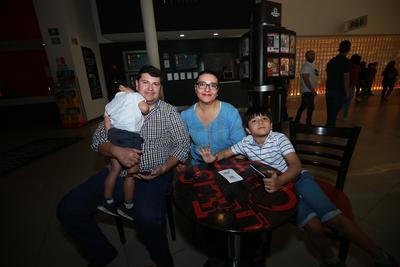 Familia Malacón.