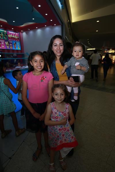 Familia Figeroa Reyes.