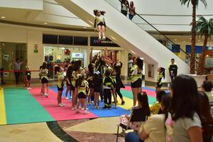 10042018 Los alumnos dieron una gran demostración.
